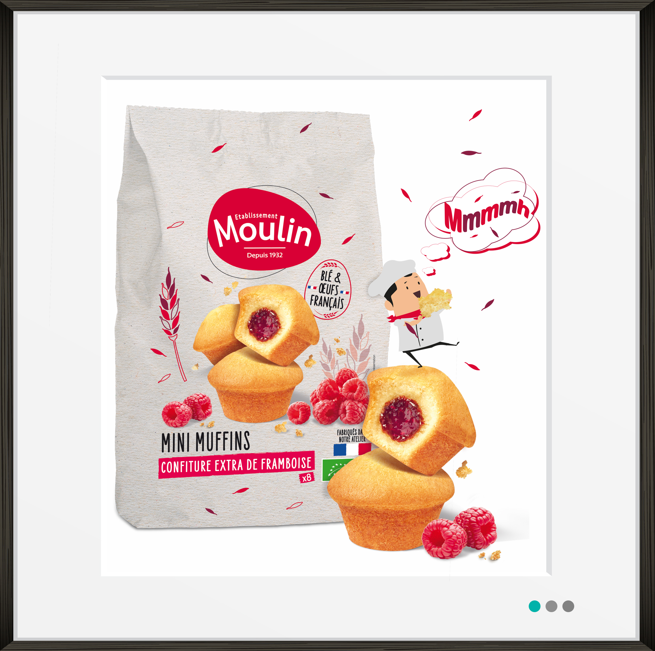 ETS MOULIN BISCUITS